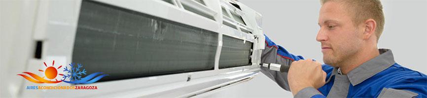 Reparaciones de aire acondicionado en zaragoza for Reparacion aire acondicionado zaragoza