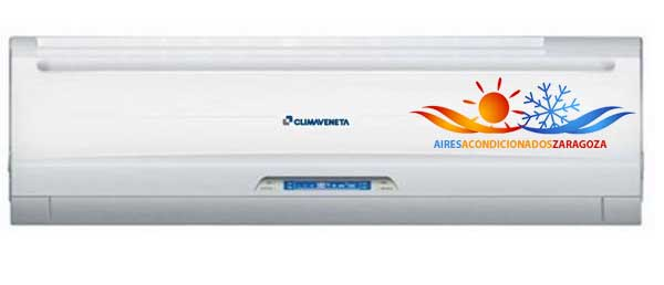 Servivio técnico aire acondicionado Climaveneta